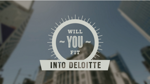 deloitte interactive video